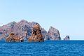 Corsica La Scandola rocks in Baie d´Elbo.jpg