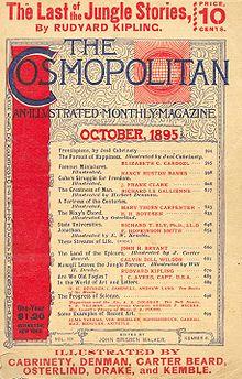 Cosmopolitan Magazin Wikipedia