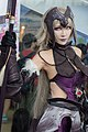 Cosplayer of Joan of Arc Alter, Fate Grand Order at FF30 20170729a.jpg