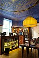 Cosy atmosphere Albertine Books in the Cultural Services of the French Embassy.jpg