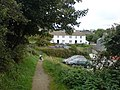 Cottages at the end of Pen yr Aber - geograph.org.uk - 933085.jpg