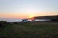 Coucher du soleil a la plage de Trez-Bellec.jpg
