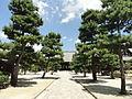 Courtyard - Hyakumanben chion-ji - Kyoto - DSC06507.JPG