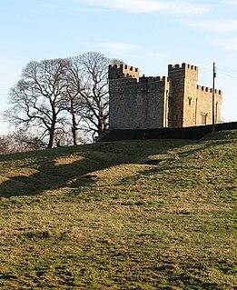 South Cowton Castle Grade I listed castle in Hambleton, United Kingdom