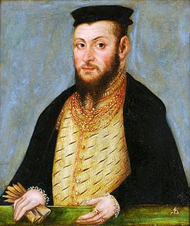 Sigismund II Augustus King of Poland and Grand Duke of Lithuania
