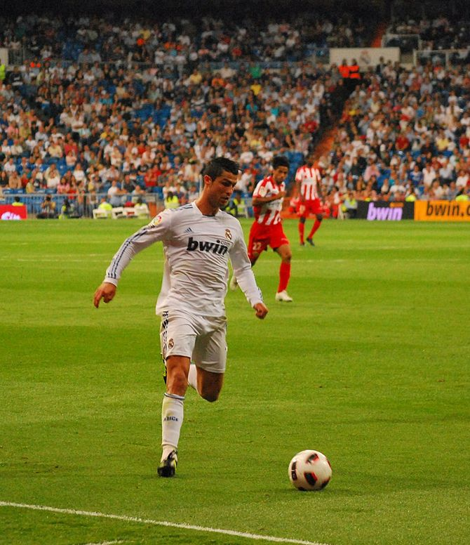670px Cristiano Ronaldo %283%29 Real Madrid, Manchester City Clinch: Things To Know