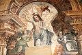 Cristo risotto con angelia, affresco della scuola del riccio, xvi secolo, chiesa di Sant'Agostino (Massa Marittima) 03.jpg
