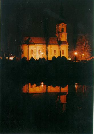 Vrbas, Serbia - The Orthodox church.