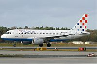 Croatia Airlines Airbus A319 KvW.jpg
