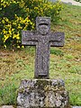 Croix de carrefour à Bessines-sur-Gartempe - 4.JPG