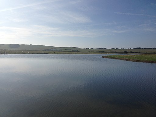 Cuckmere River at Seven Sisters Country Park