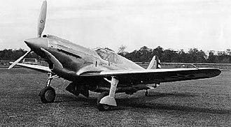 Curtiss XP-46 - Curtiss XP-46