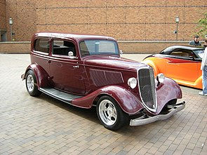 Customized 1933 Ford Model Y 01.jpg