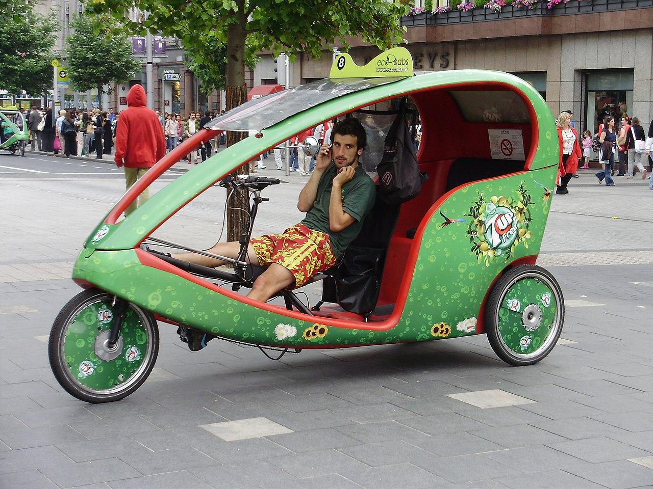 Rickshaw Indian Street Food