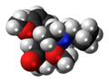 Cyprodime molecule spacefill.png