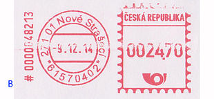 Czech Republic stamp type AB9B.jpg