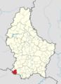 Déifferdeng commune map.png