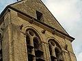 Détail du clocher de l'Eglise de Jouy-le Comte.JPG
