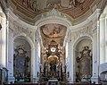 Dörzbach - Meßbach - Dreifaltigkeitskirche - Blick zum Altar - quer PKorr.jpg