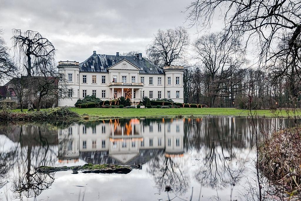 Dülmen, Buldern, Schloss Buldern -- 2015 -- 0040-4