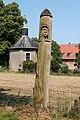 Dülmen, Dernekamp, Holzskulptur -Märchenpfad- -- 2015 -- 7302.jpg