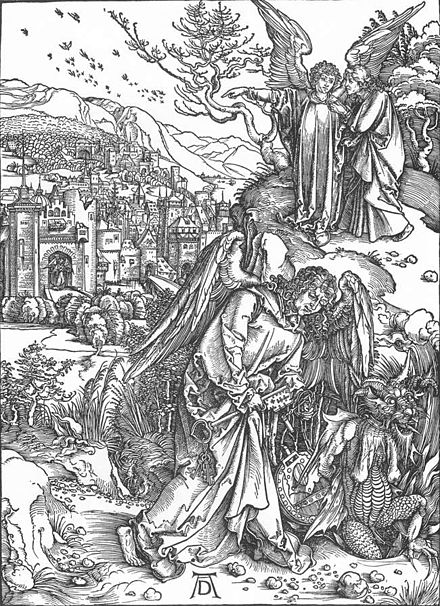 apokalyptischer reiter dürer