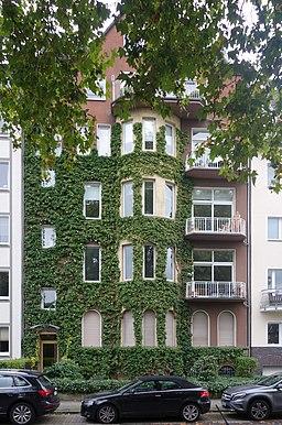 Ostendorfstraße in Düsseldorf