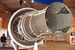 D-436-148 Engine at Engineering Technologies 2012 Rear.jpg