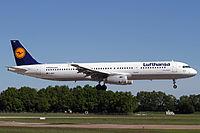 D-AIDE - A321 - Lufthansa