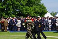 D-Day Commemoration in Bayeux Cemetery, 6 June 2014.n°8.jpg