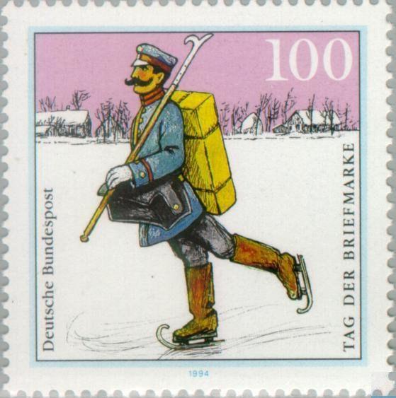 DBP 1994 Tag der Briefmarke