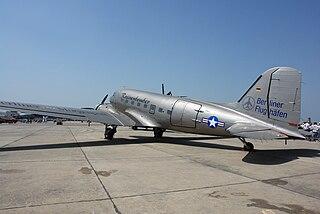 2010 Air Service Berlin Douglas C-47 crash
