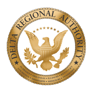 Delta Regional Authority - The seal of the Delta Regional Authority.