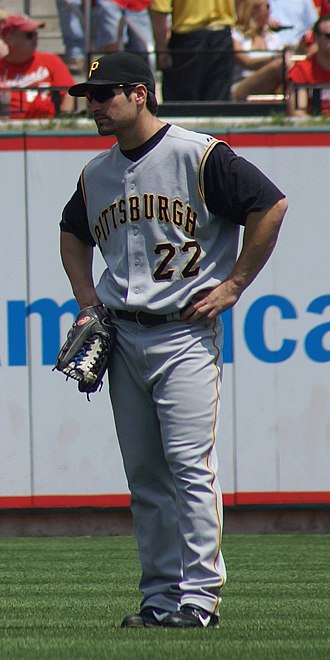 Xavier Nady - Nady with the Pittsburgh Pirates in 2007