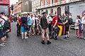 DUBLIN 2015 LGBTQ PRIDE FESTIVAL (PREPARING FOR THE PARADE) REF-106222 (18594557954).jpg