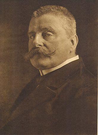 Detlev von Liliencron - Detlev von Liliencron, 1905