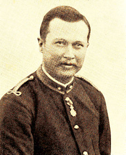 Gotfried Coenraad Ernst van Daalen 19/20th-century army general and politician in the Dutch East Indies