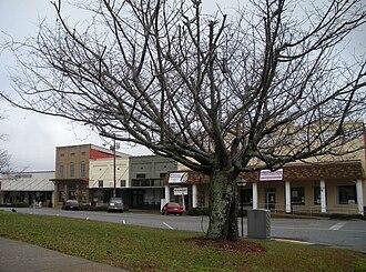 Dadeville, Alabama - Image: Dadeville Alabama