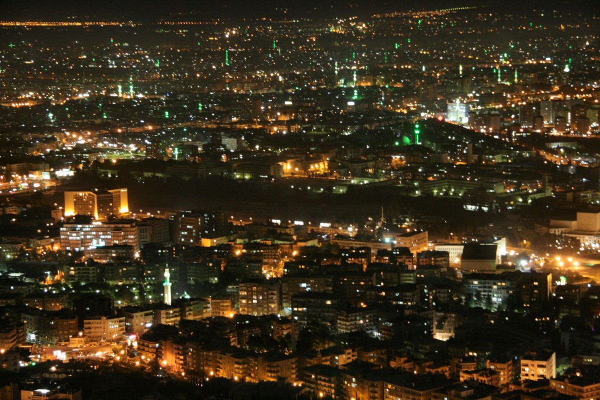 Damascus - Simple English Wikipedia, the free encyclopedia