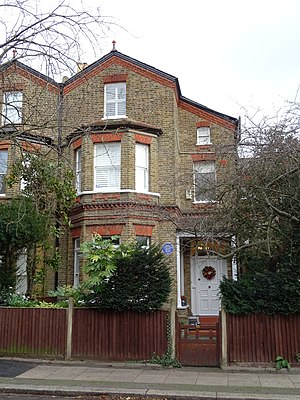 Margaret Rutherford - Margaret Rutherford early London Home 1895-1920