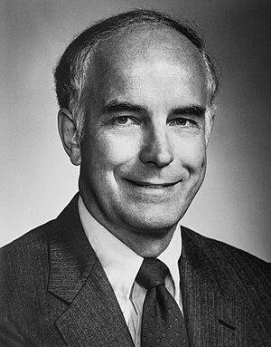Daniel J. Evans - Senator Daniel J. Evans
