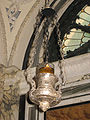 Dantes tomb lamp.JPG