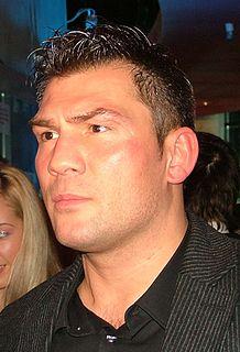 Dariusz Michalczewski Polish-German boxer