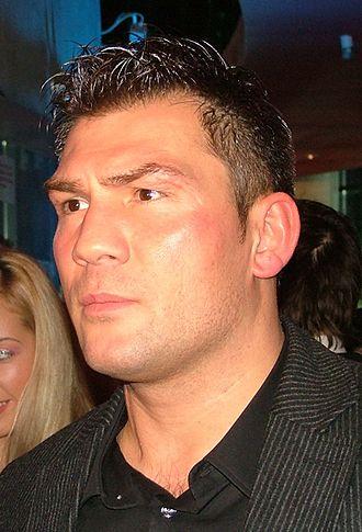 Dariusz Michalczewski - Michalczewski in 2007
