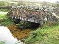 Dartmoor, Broadaford Brook bridge - geograph.org.uk - 1024249.jpg