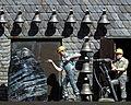 Das Glocken-und Figurenspiel am Markt erinnert an die tausendjährige Bergbaugeschichte Goslars. 01.jpg