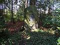 Das Grab der Familie Hulbe auf dem Bergedorfer Friedhof.JPG