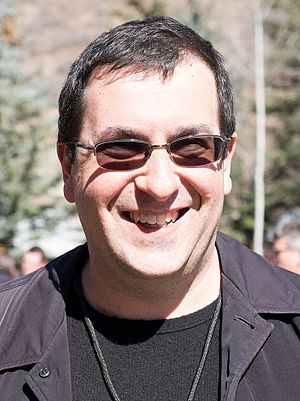 Dave Goldberg - Photograph by Christopher Michel