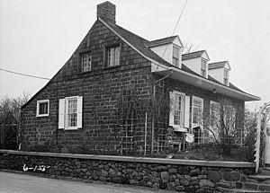 David Ackerman House - Image: David Ackermanhouse