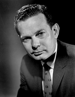 David Brinkley - Brinkley in 1962.
